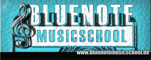 Logo Bluenote Music School