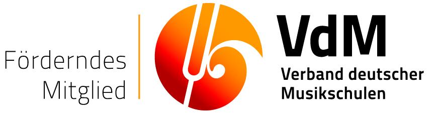 Förderndes Mitglied im Verband deutscher Musikschulen