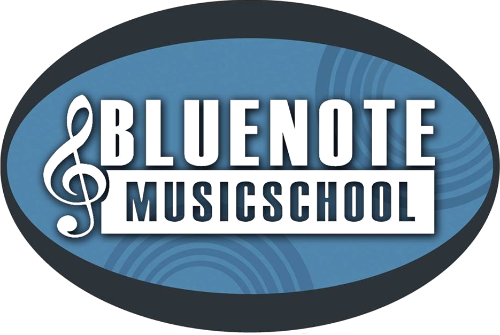 Logo der Bluenote Musicschool