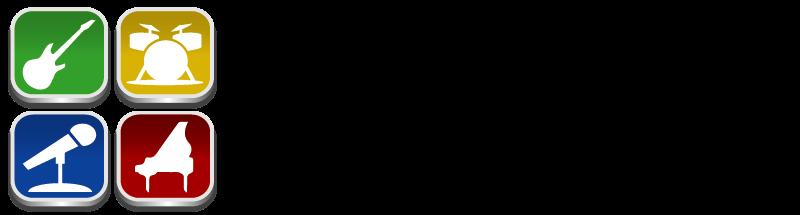 Logo der Musikschule Mezzoforte in Saarlouis